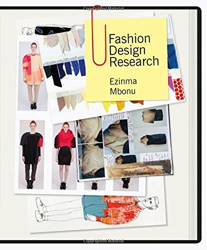 By Ezinma Mbonu Fashion Design Research [Paperback]