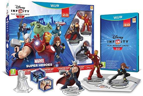 Und Marvel-charakteren Universum Dem (Disney Infinity 2.0: Marvel Super Heroes Starter-Set WiiU [AT-PEGI])