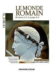 Le monde romain de 70 av. J.-C. à 73 apr. J.-C. - NP - Capes et Agrégation Histoire et Géographie