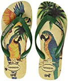 Havaianas Ipe, Tongs Mixte Adulte, Multicolore (Beige/Dark Green 9196), 41/42 EU