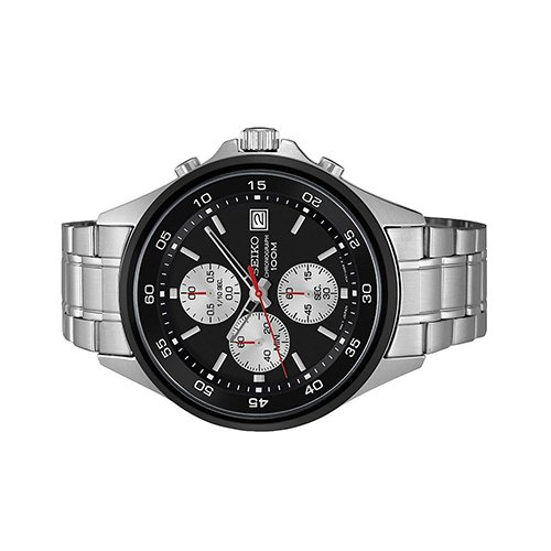 Seiko – Mens Watch – SKS483P1_Metallic