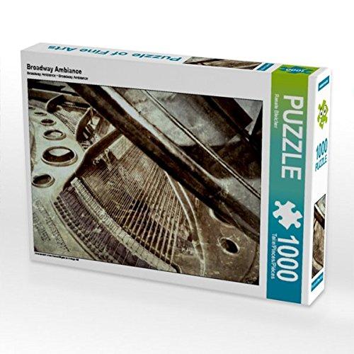 Broadway Ambiance 1000 Teile Puzzle quer (CALVENDO Kunst) Preisvergleich