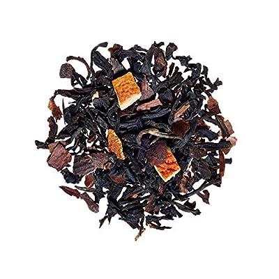 Thés de la Pagode Bio Thé Noir Chocolat & Orange 100g