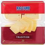 Raclette-Käse 'Raccard', schweizer Milchprodukt von MIFROMA - 800g, Käsescheiben, für einen...