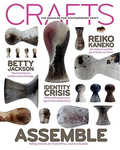 crafts-the-book-for-contemporary-craft-english-edition