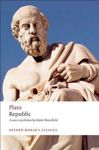 Republic (Oxford World's Classics) by Plato [17 April 2008]