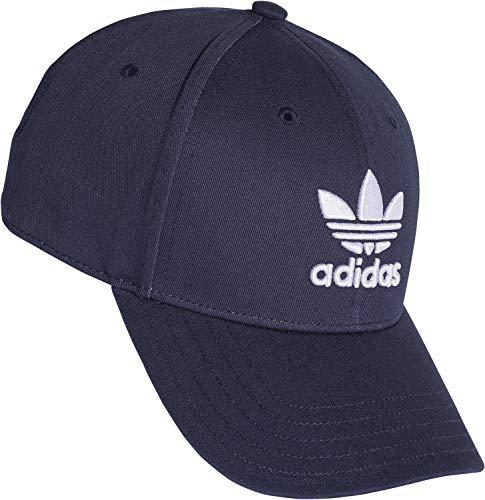 adidas Damen Trefoil Baseball Cap, Collegiate Navy/White, FR Unique (Taille Fabricant : OSFW)