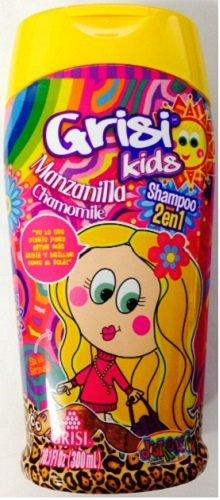 Grisi Kids Chamomile Shampoo 2 in 1 10.1 fl oz. Manzanilla by Grisi (Grisi Manzanilla Shampoo)