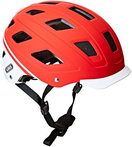 Abus HYBAN_label_red_M - Etichetta casco colorato hyban rosso taglia