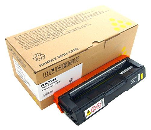 Preisvergleich Produktbild Ricoh 406106 type 220 Tonerkartusche 2.000 Seiten, gelb