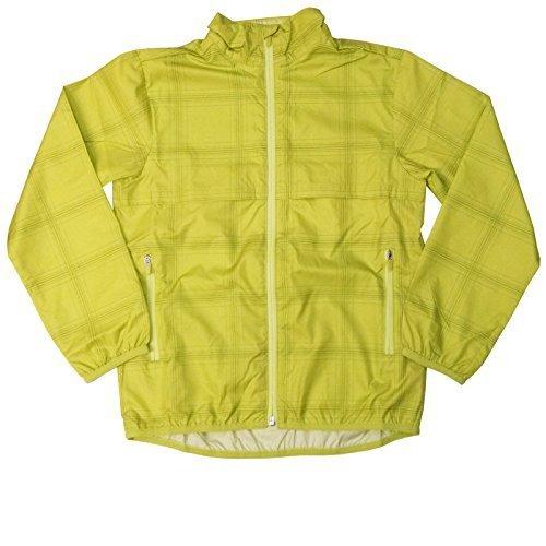Nike Junior Windshirt - Grün Kariert - 483725-369, XL (Herren Nike Windshirt)