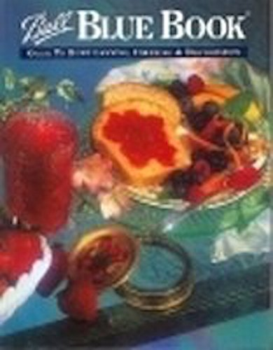 Ball Canning Cook Book