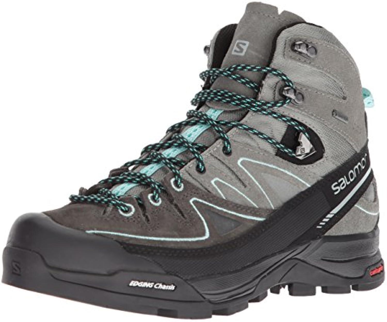 Salomon X Alp Mid Mid Mid LTR GTX W, Stivali da Escursionismo Alti Donna | Qualità E Quantità Assicurata  | Scolaro/Ragazze Scarpa  dc4d29