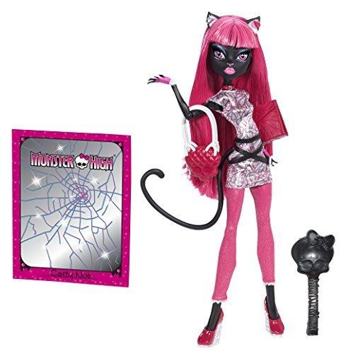 Mattel Monster High BJM63 - New Scare-mester Catty Noir, Doll by ToyMarket