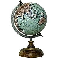 """Medio giratoria de escritorio Globo Mundial de la Tierra Tabla Océano Decoración Geografía 13"""""""