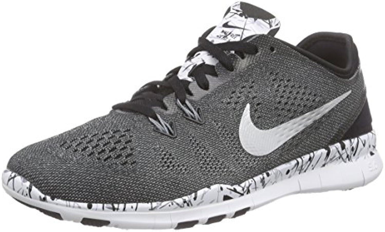 Nike Wmns Nke Free 5.0 TR Fit 5 PRT, Zapatillas de Gimnasia para Mujer