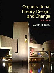 [(Organizational Theory, Design, and Change)] [By (author) Gareth R. Jones] published on (February, 2009)