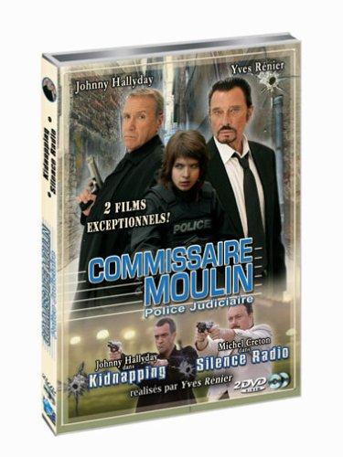 Commissaire Moulin - Coffret 2 DVD