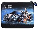Depesche 6118 - Monster Cars Federtasche, gefüllt, ca. 25 x 20 x 3 cm