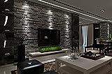 3d stein Tapete Kultur ziegel Aufkleber Für schlafzimmer wohnzimmer tv hintergrund Wandaufkleber Bekleidungsgeschäft abstrakt-B 53x1000cm(21x394inch)