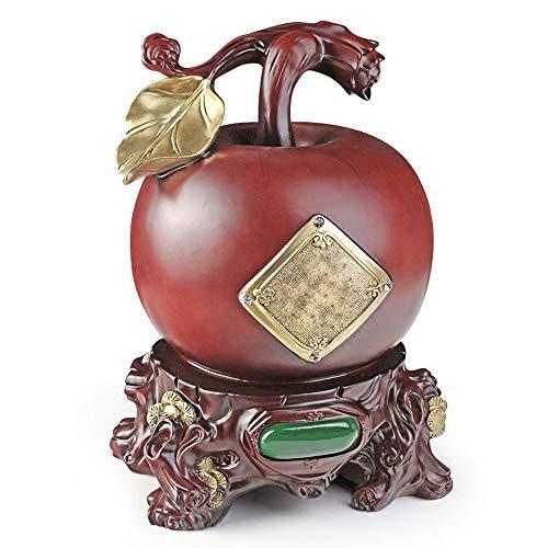 niedlichen Sparschwein Heimtextilien Ornamente Apfel Änderung Sparschwein Persönlichkeit einfach Erwachsene Geschenk Sparschwein ()