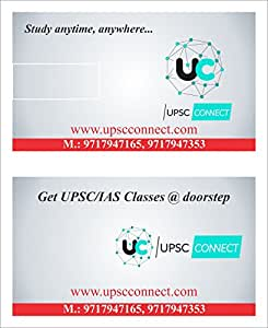 UPSC - IAS Video Courses (G.S- Prelims) By UPSCCONNECT