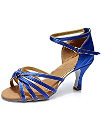 Minitoo - Jazz & Modern mujer , color Azul, talla 41
