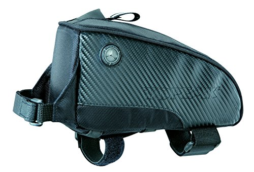 TOPEAK Unisex- Erwachsene Fuel Tank Rahmentasche, Black, L T-bags Tank