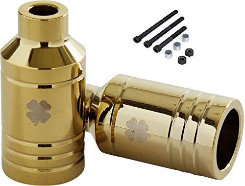 Lucky Lugs Stunt-Scooter Peg-Set (gold) (Lucky Scooter Gold)