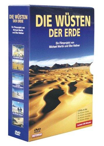 Die Wüsten der Erde