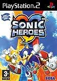 SEGA Sonic Heroes - Juego (PlayStation 2, Acción, Sega Studio USA, E (para todos), ENG)