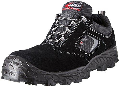 Cofra FW210-000.w48taglia 48S1P SRC scarpe antinfortunistiche'New Suez-nero/grigio