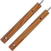 "American Dream, in legno di quercia, E-Z Stitch Lap Stand barre laterali 25,40 cm (10"")-2/Pkg"