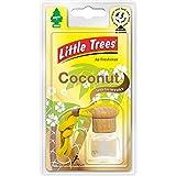 Best Car Fresheners - Little Trees LTB002 Air Freshener, Coconut Fragrance Review