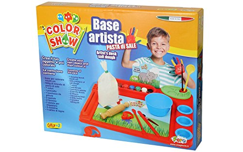 UNOGIOCHI 610 color Show pasta di sale dell\' artista base