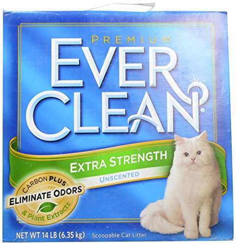 ever-clean-litire-pour-chat-inodore-14-pound-ultra-rsistant
