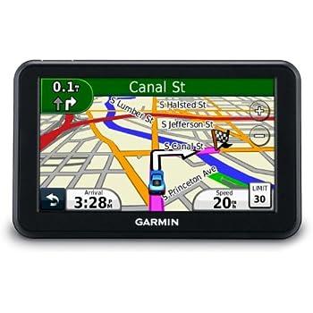 Garmin Nüvi 50 Europa Occidental - Navegador GPS para coches (pantalla 5
