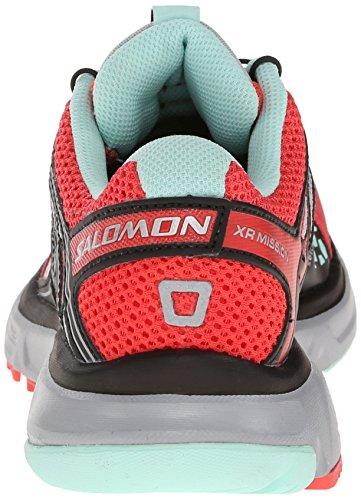 SALOMON XR Mission Scarpa da Trail Running Donna Papaya/black/igloo Blue