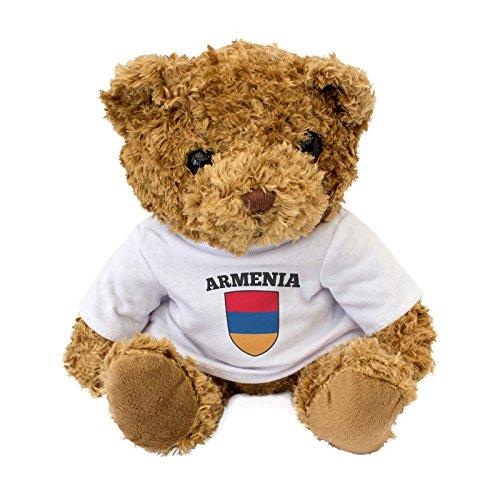 """NEW Armenien-Flagge, niedlich und kuschelig, Teddybär-Motiv """"), Kühlerlüfter"""