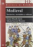 Historia de España: Medieval: Territorios, sociedades y culturas: 3