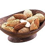 #4: Kagzi Badaam (Shell Almonds)