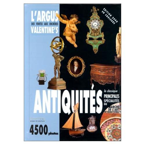 Antiquités, 1999-2000