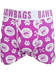 BAWBAGS THE DUGS BAWS'BOXERS Magenta