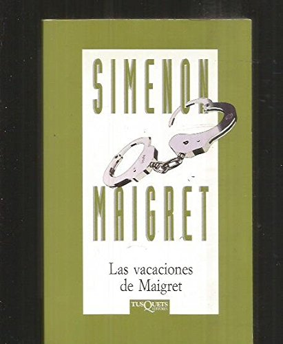 Las Vacaciones De Maigret descarga pdf epub mobi fb2