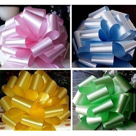 x mm para lazos de florista craft varios colores diseo de