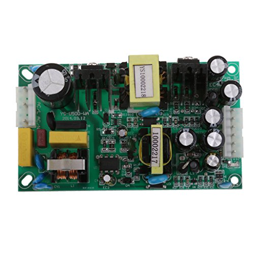 MagiDeal 12V 3A/5V 3A dual Schaltnetzteil Platine Power Supply Converter Module Wandlermodul (Platine Power)