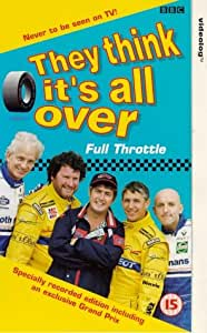 They Think It's All Over: Full Throttle [VHS] [1995]