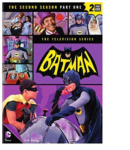 Batman: Season Two Part One [USA] [DVD]