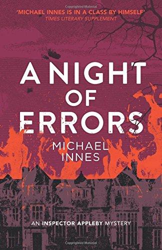 A Night of Errors: An Inspector Appleby Mystery (The Inspector Appleby Mysteries)