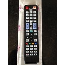 Universal de reemplazo de control remoto para Samsung 3D SMART TV funciona todos los 2009 -2014 TV`s